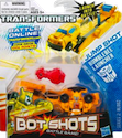 Transformers Bot Shots Jump Shot Bumblebee Launcher