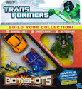 Transformers Bot Shots Bumblebee, Shockwave, Skyquake (Bot Shots 3-pack)
