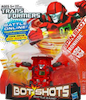 Transformers Bot Shots Spin Shot Ironhide