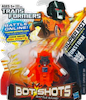 Transformers Bot Shots Super Bot Sunstorm