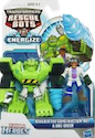 Rescue Bots Boulder and Doc Green