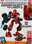 Transformers Construct-Bots Cliffjumper - Construct-Bots
