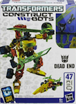 Transformers Construct-Bots Dead End - Construct-Bots