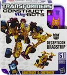 Transformers Construct-Bots Dragstrip