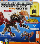 Transformers Construct-Bots Predaking - Construct-Bots