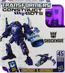 Transformers Construct-Bots Shockwave - Construct-Bots, Elite