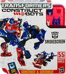 Transformers Construct-Bots Smokescreen