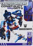 Transformers Construct-Bots Thundercracker
