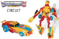 Transformers Timelines (BotCon) Circuit (TF Club Subscription)