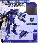 Transformers Construct-Bots Soundwave