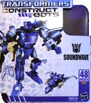Construct-Bots Soundwave