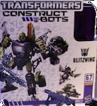 Transformers Construct-Bots Blitzwing