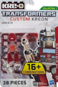 Transformers Kre-O Ironhide (Custom Kreon Set)