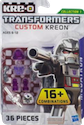 Transformers Kre-O Megatron (Custom Kreon Set)