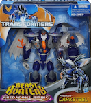 Transformers Prime Darksteel (Predacons Rising)