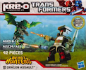 Transformers Kre-O Dragon Assault (Kre-O Trailcutter)