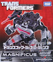 Transformers (G1) Collector's Edition (Takara) Magnificus (2013)
