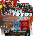 Transformers Generations Eject and Ramhorn (Fall of Cybertron)