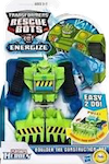 Transformers Rescue Bots Energize Boulder the Construction-Bot