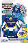 Rescue Bots Energize Chase the Police-Bot