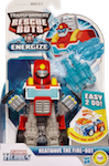 Rescue Bots Energize Heatwave the Fire-Bot