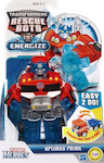 Rescue Bots Energize Optimus Prime