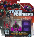 Transformers Generations Frenzy and Ratbat (Fall of Cybertron)