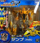Transformers Go! (Takara) G02 Jinbu