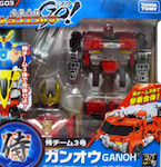 Transformers Go! (Takara) G03 Ganoh