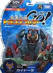 Takara - Go! G04 Gaidora