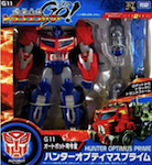 Transformers Go! (Takara) G11 Hunter Optimus Prime