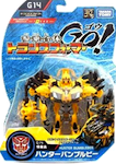 Transformers Go! (Takara) G14 Hunter Bumblebee