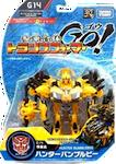 Takara - Go! G14 Hunter Bumblebee