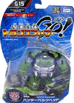 Transformers Go! (Takara) G15 Hunter Bulkhead
