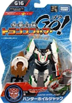 Transformers Go! (Takara) G16 Hunter Wheeljack