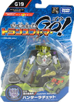 Transformers Go! (Takara) G19 Hunter Ratchet