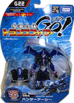 Takara - Go! G22 Hunter Arcee