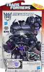 Transformers Generations Megatron (IDW)