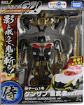 Transformers Go! (Takara) Kenzan (Kuromusha Version, TRU Exclusive)