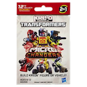 Transformers Kre-O Warpath (Kre-O Microchanger Mystery Pack)