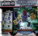 Transformers Kre-O Abominus (Hun-Gurrr, Predacon Rippersnapper, Sinnertwin, Windrazor), (Kre-O Microchangers Combiners)