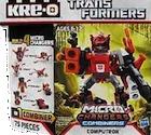 Transformers Kre-O Computron (Scattershot, Strafe, Afterburst, Lightstorm), (Kre-O Microchanger Combiner)