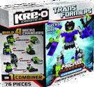 Transformers Kre-O Devastator (Scrapper, Bonecrusher, Scavenger and Mixmaster), (Kre-O Microchanger Combiners)