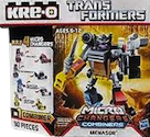Transformers Kre-O Menasor (Dead End, Motorbreath, Decepticon Breakdown and Decepticon Dragstrip), (Kre-O Microchanger Combiners)