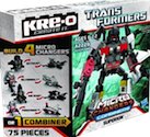Transformers Kre-O Superion (Skydive, Silverbolt, Air Raid, Firestrike), (Kre-O Microchanger Combiners)