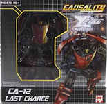 3rd Party CA-12 Last Chance (Not Dead End)