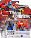 Transformers Generations Optimus Prime & Roller