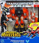 TF Prime Predaking (Beast Hunters - Voyager)