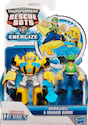 Rescue Bots Bumblebee and Graham Burns