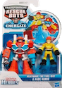 Transformers Rescue Bots Heatwave and Kade Burns